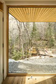 Modern Cottage Design by Val Des Monts Awesome Family Cottage In Gatineau Hills