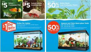 petco black friday 1 per gallon fish tank sale at petco slickdeals net