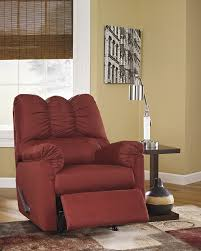 contemporary rocker recliner red sam levitz furniture
