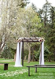wedding chuppah rental colorado wedding florist ceremony decor wedding flowers