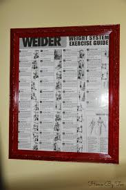 weider weight bench exercise guide home design inspirations