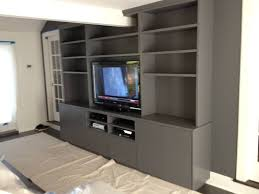 entertainment centers built in wall units get your own custom unit