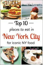 The Absolute Best Chinese Food In Nyc U0027s Chinatown 10 Iconic Places To Eat In Nyc Bagel Pizza Pizza Burgers And