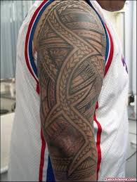 tribal hawaiian tattoo on sleeve tattoo viewer com