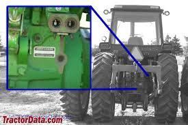 tractordata com john deere 4640 tractor information