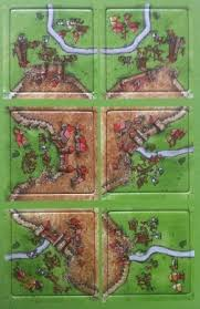 siege of carcassonne carcassonne box out in germany including version of die