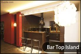 visually appealing ideas for kitchen islands with a breakfast bar how about combining your personal bar with the kitchen island it can save a lot of space and also give an elegant look bar top kitchen islands can be used