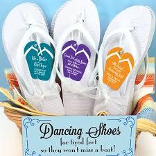 flip flop wedding favors flip flops wedding favors wedding flip flops bridal shower