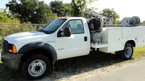 kenworth service truck 2006 ford f550 super duty utility truck service truck crane
