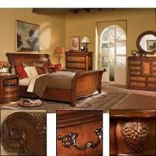 Best New Bedroom Set Ideas Images On Pinterest Bedroom Ideas - Grande sleigh 5 piece cal king bedroom set
