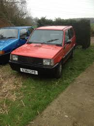 1989 fiat panda 1000 s for sale classic cars for sale uk