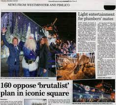 pimlico christmas in london weekly news pimlico plumbers