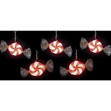 light 5 peppermint light set