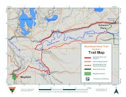 Michigan Trail Maps by Boardman River Trail Tart Trails Inc