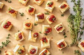 canapes ideas 6 showstopping canapes hellofresh food