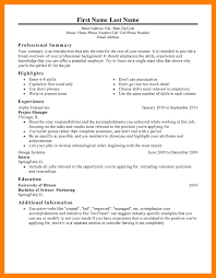The Perfect Resume Format 10 Perfect Resume Sample Mla Cover Page