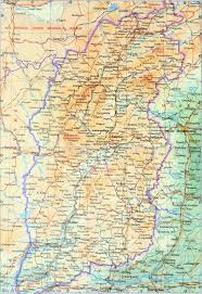 Map Of China Provinces by Shanxi Map Map Of Shanxi Shanxi Province Map