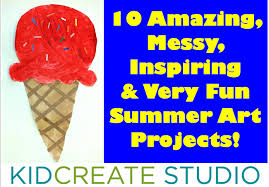 messy time art projects you can do at home archives kidcreate