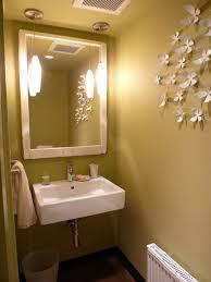 bathroom creative ideas modern fresh decor with white laminate