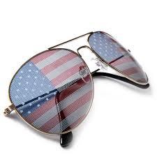 Flag Sunglasses Patriotic U S Flag Aviator Sunglasses U2013 Sunglass Spot