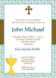 communion invitations for boys holy communion invitation boys communion