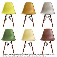 best scandi botanical dining chair colours by cielshop
