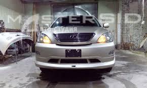 harrier lexus rx300 тюнинг обвес кузова аэродинамический lexus rx300 купить во