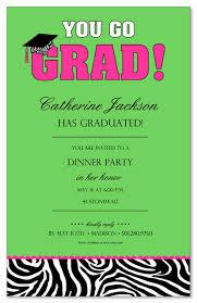 graduation dinner invitation wording choice image invitation