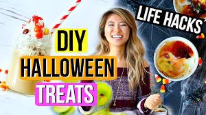 diy halloween party treats life hacks youtube