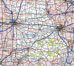 Highway Map Of Usa Filemissouri In United Statessvg Wikimedia Commons Missouri Maps