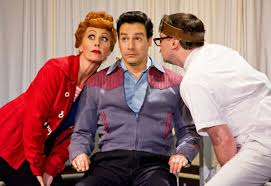 i love lucy no one has a ball at i love lucy performing arts creative