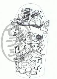 tattoo sleeve designs drawings for girls more information