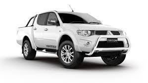 mitsubishi triton 2012 mitsubishi adds warrior pack to last 2014 tritons chasing cars