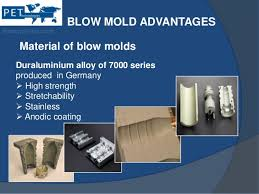 pet technologies blow molds produced by pet technologies