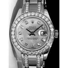 ladies diamond bracelet watches images Rolex pearlmaster mother pearl diamond 80299 watch chest jpg