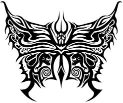 tribal butterfly tattoos ideas and design tattoos blog tattoos