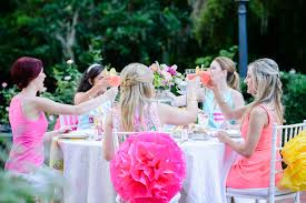 bridesmaid luncheon peachtree house a lilly pulitzer inspired bridesmaid luncheon a