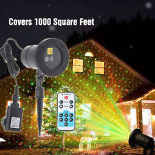 christmas projection lights projector christmas lights ebay