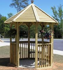 How To Build A Small Pole Barn Plans by 10 Free Gazebo Plans You Can Download Today