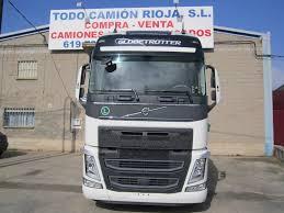volvo truck 500 volvo fh13 500 xl limited edition todo camión rioja