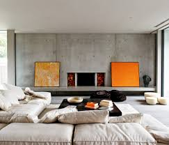 Home Decoration Interior Interior Design Ideas 12 Inviting Concrete Interiors Design Milk