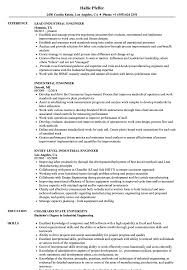 resume template administrative w experience project 211 lancaster industrial engineer resume sles velvet jobs
