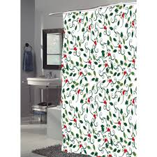 Carnation Home Cleaning Carnation Home Fashions Geometric 3d Clear Vinyl Print Shower