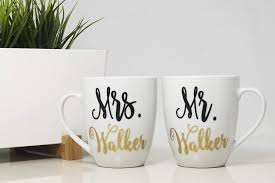 wedding gift mugs top 20 best personalized wedding gifts