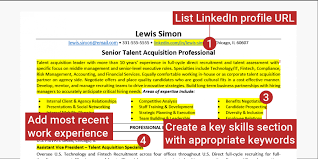Ideal Resume For Someone With No Experience Business Insider by Resume Makeover We Helped A Highly Experienced Recruiter