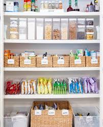 q anything families can do on a daily basis to keep their pantry
