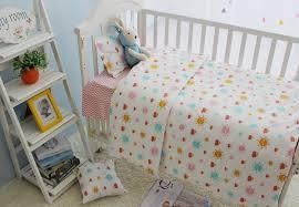 Duck Crib Bedding Set 3pcs Set Baby Crib Bedding Set Yellow Duck And