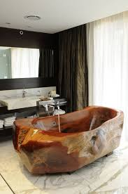 Bathtub Wine Gorgeous Hotel In Buenos Aires Features Stunning Wine Barrels
