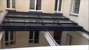 verre pour veranda toiture ouvrante com spécialiste des verrières retractables youtube