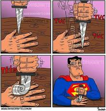 If You Know What I Mean Meme - man of steel if you know what i mean meme by kinsiyo memedroid